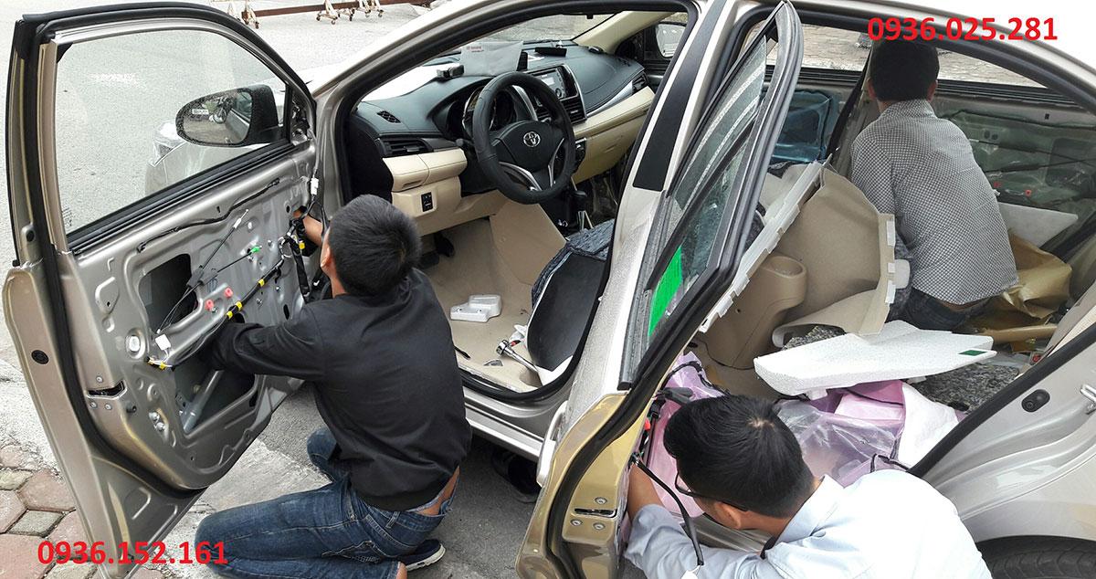 cách làm giảm độ ồn cho xe, tư vấn chống ồn xe hơi