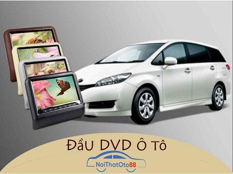Đầu DVD - Màn Hình Ô Tô