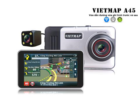 Camera giám sát hành trình VietMap A45