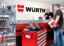 Chống ồn Wurth chính hãng