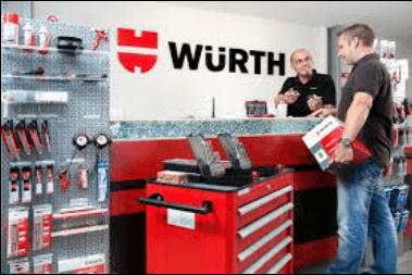 Chống ồn Wurth cho xe 4 chỗ