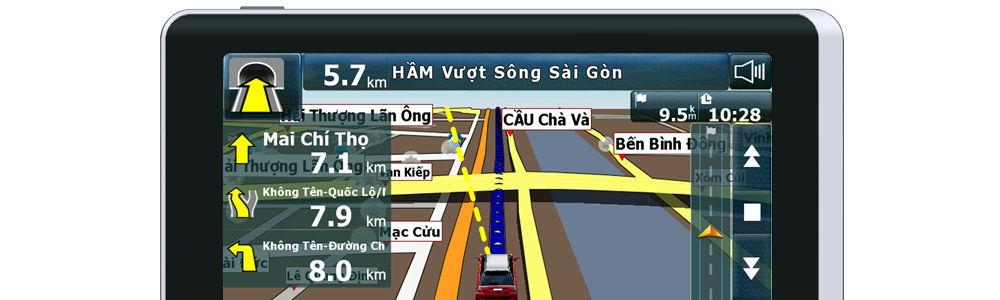 Thiết bị chỉ đường VietMap R79