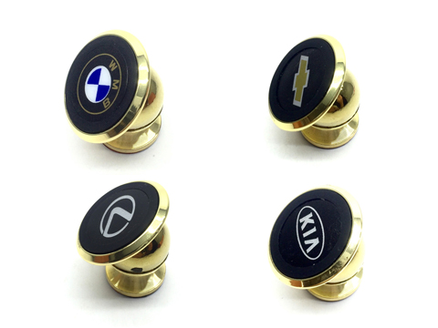 Giá treo điện thoại 360 độ mạ vàng