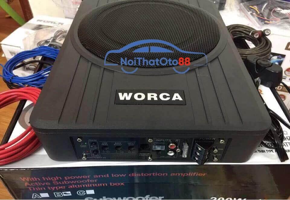 Loa sub gầm ghế Worca