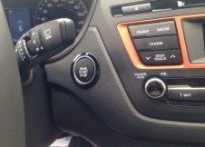 Lắp nút bấm start stop, chìa khóa thông minh cho xe hyundai i20
