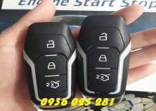 Chìa khóa thông minh hãng Ford