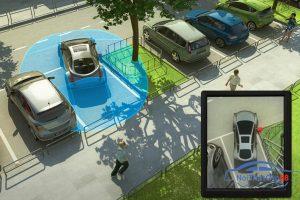 Camera 360 độ Oview cho ô tô