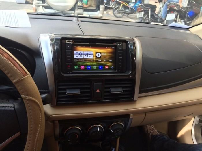 Màn hình DVD Worca S160 xe innova - Đầu DVD Android