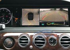 Camera 360 độ OVIEW cho xe Mercedes S400