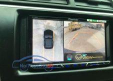 Camera 360 độ Oview cho xe Camry