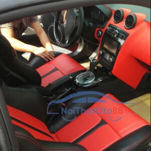 Bọc ghế da cho xe Ford Laser