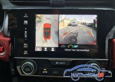 Camera 360 độ Oview xe Honda Civic
