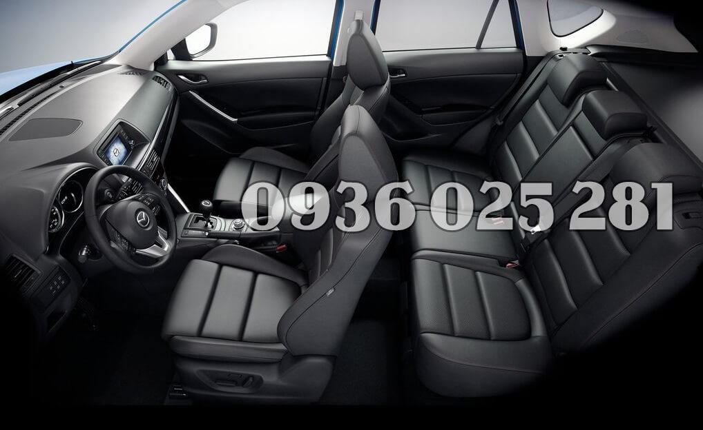 Bọc ghế da cho xe Mazda CX5