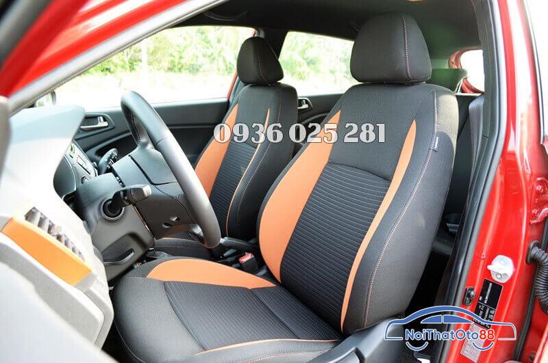 Bọc ghế da cho xe Hyundai i20