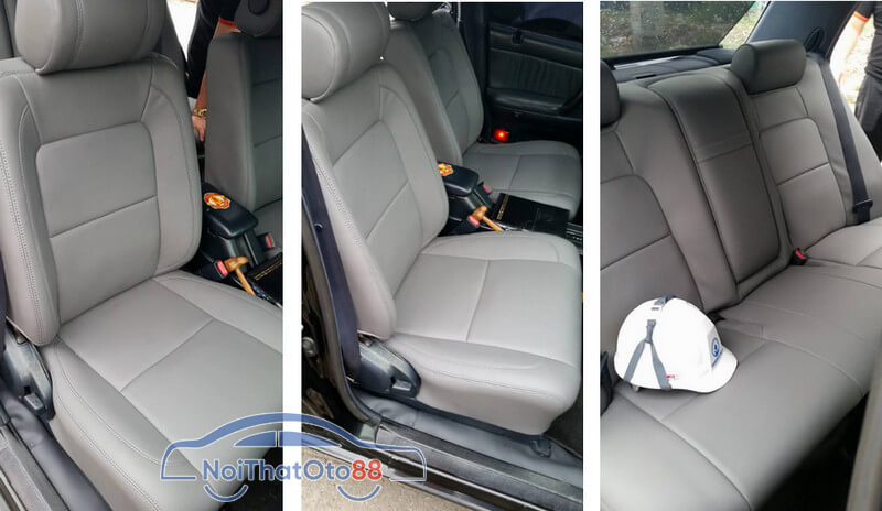 Bọc ghế da cho xe Honda Accord