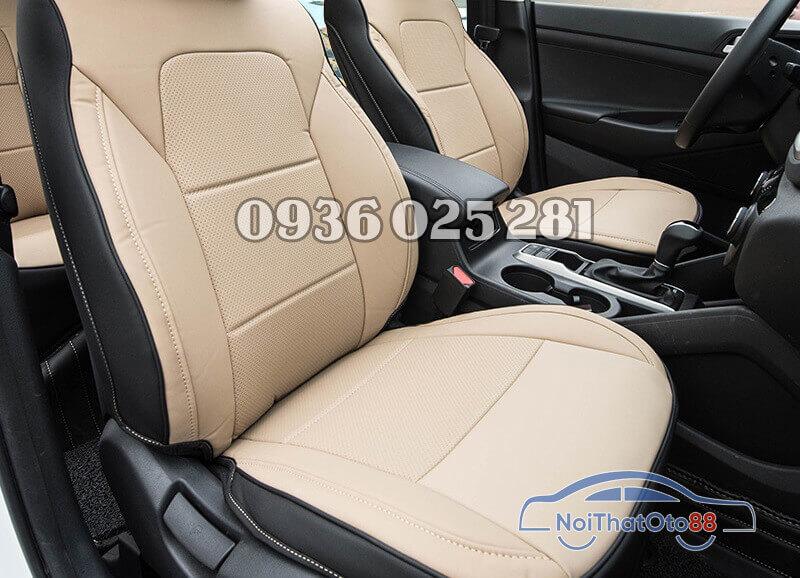 Bọc ghế da xe Hyundai Tucson