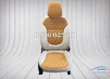 Bọc ghế da cho xe Hyundai Accent