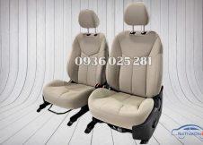 Bọc ghế da cho xe Hyundai Genesis