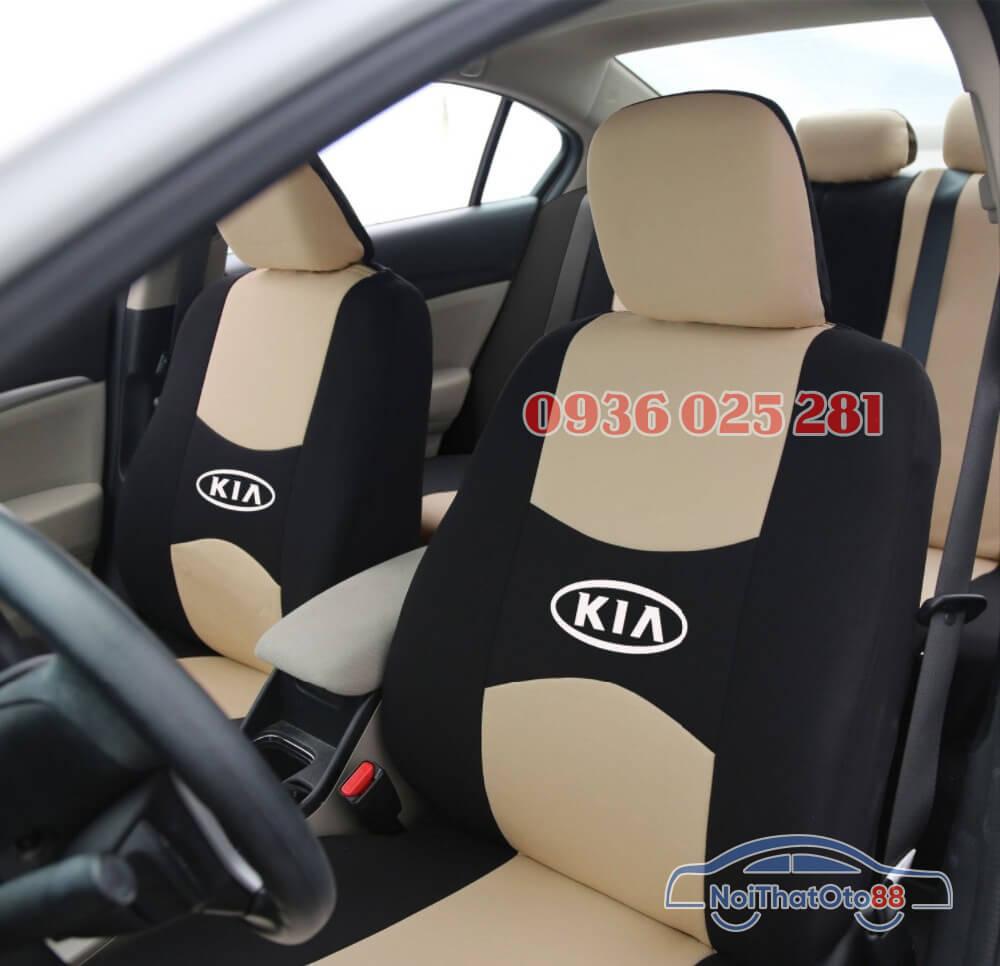 bọc ghế da xe Kia Cerato