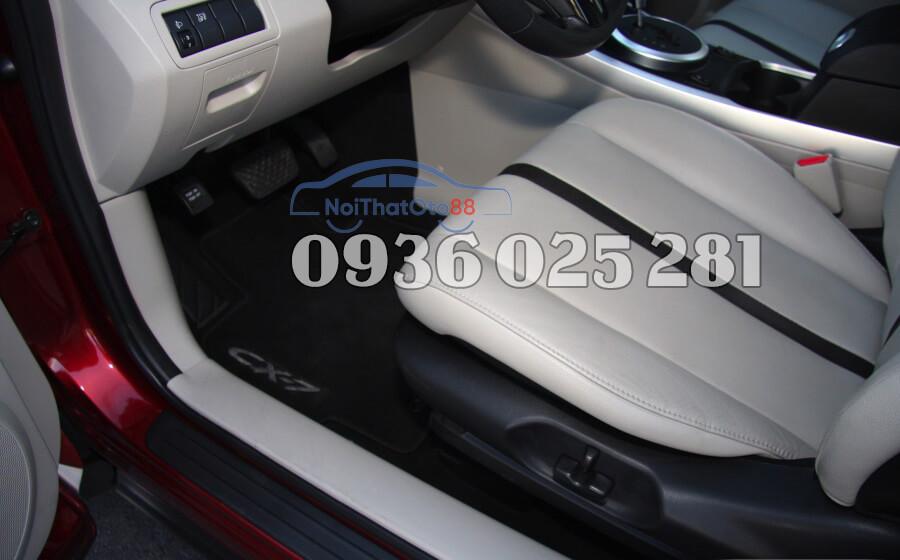 Bọc ghế da xe Mazda CX7