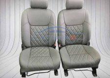Bọc ghế da cho xe Nissan Navara