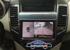 Camera 360 độ Oview xe Chevrolet Cruze