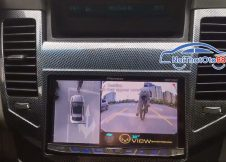 Camera 360 độ Oview cho xe Chevrolet Cruze