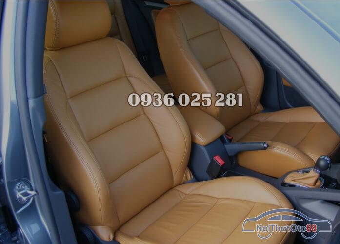 Bọc ghế da xe Honda CRV