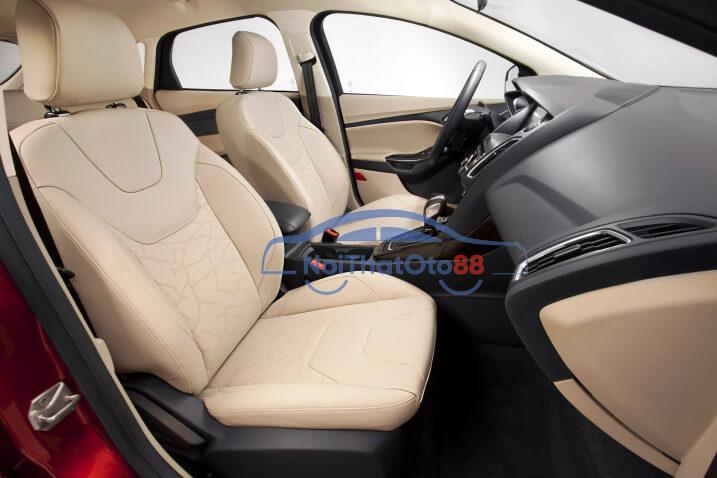 Dịch vụ bọc ghế da xe Ford Focus, bền đẹp, giá rẻ