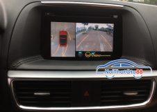 Camera 360 cho xe Mazda 3