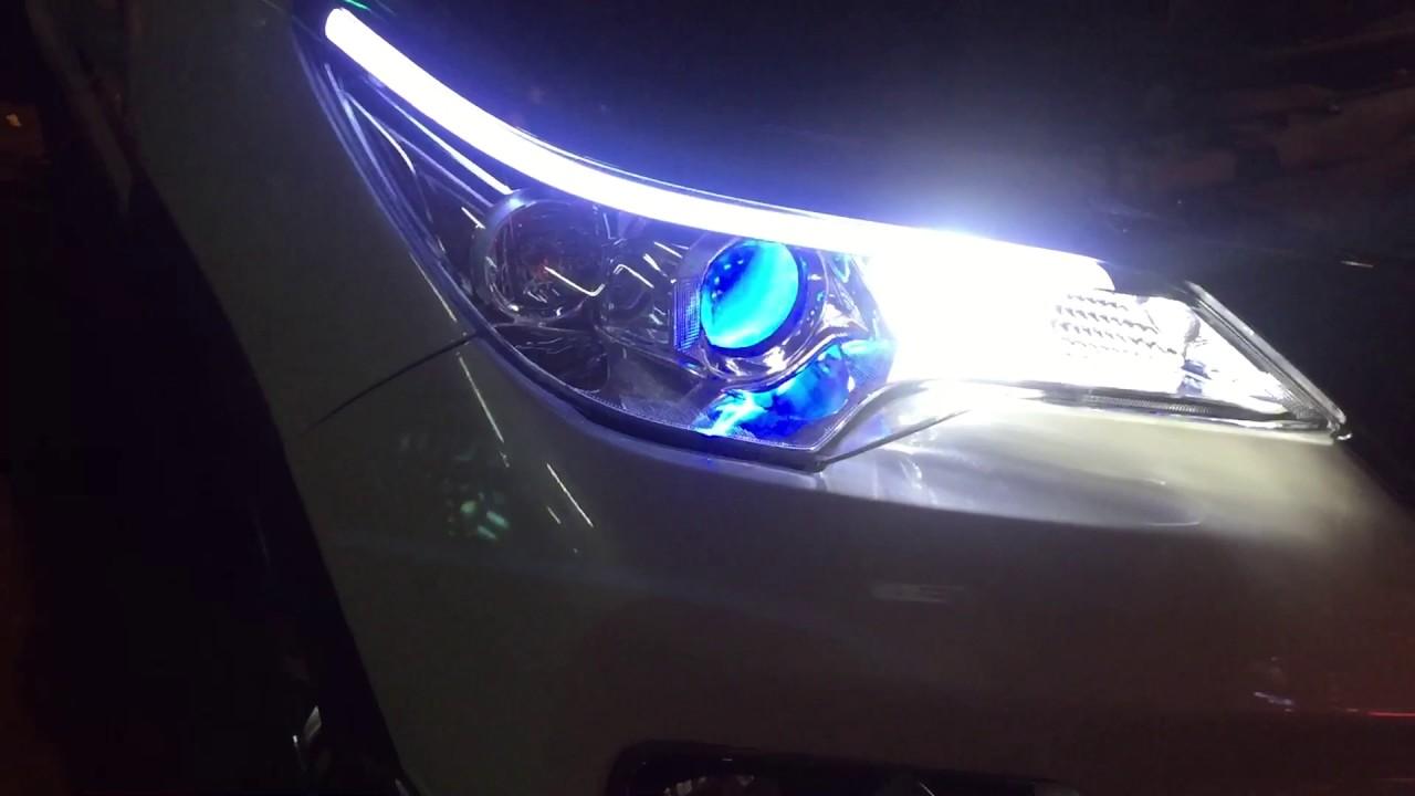 Cách tăng độ sáng cho đèn xe ô tô