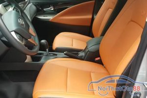 Bọc ghế da cho xe Toyota Innova