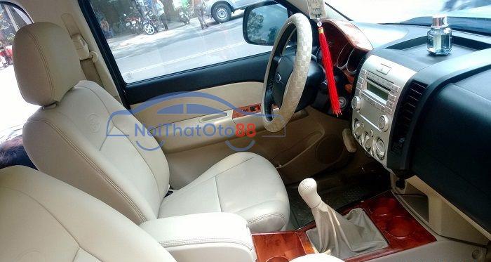 Bọc ghế da cho xe Ford EcoSport