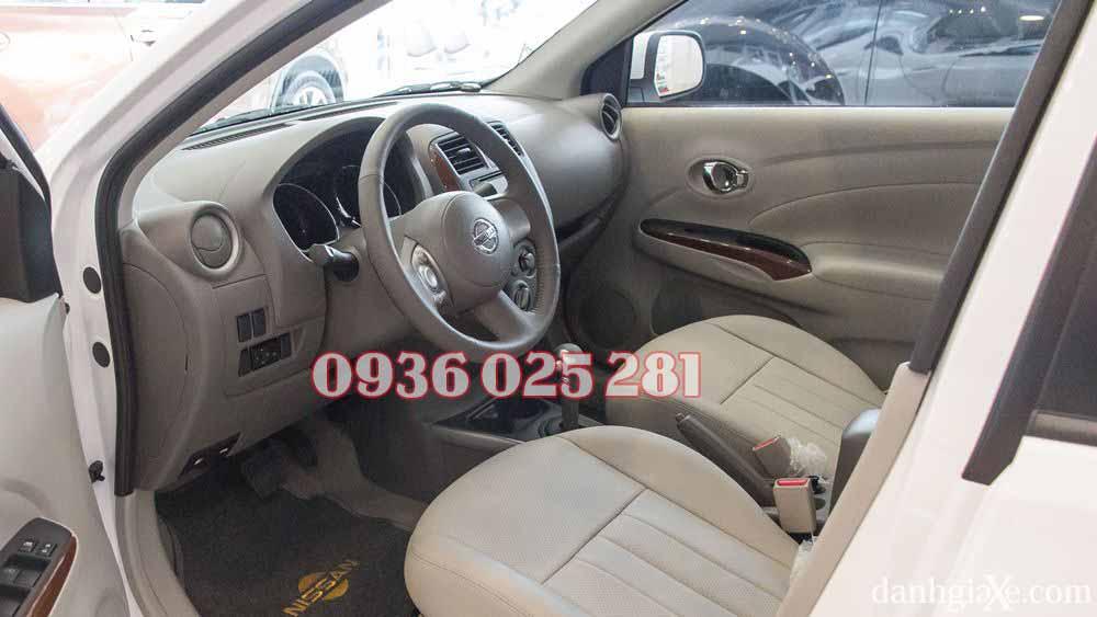 Bọc ghế da cho xe Nissan Sunny