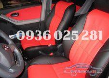 Bọc ghế da xe Kia Carens