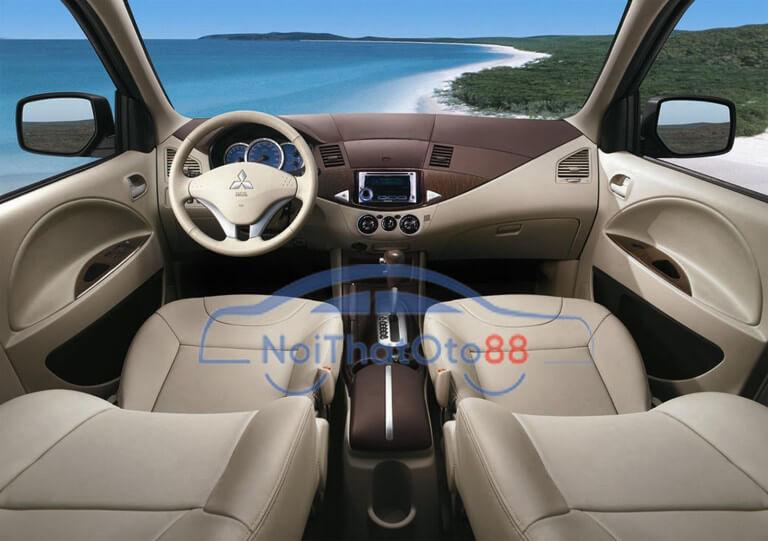Bọc ghế da xe Hyundai Sonata