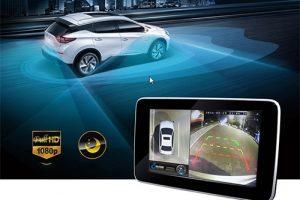 Lắp camera 360 độ ô tô giá rẻ tại Hà Nội