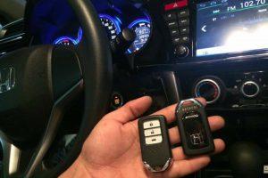 Bộ chìa khóa thông minh smart key