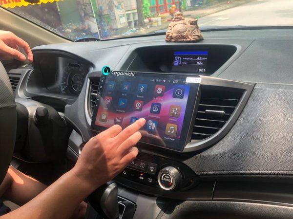 Nâng Cấp Màn Hình DVD Android Cho Xe Toyota Vios