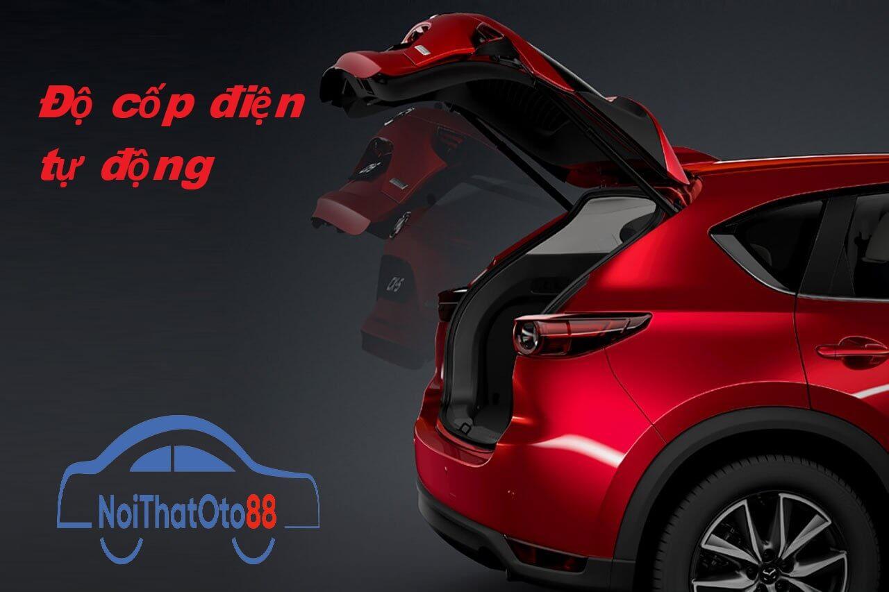 Độ cốp điện tự động xe Mazda CX5