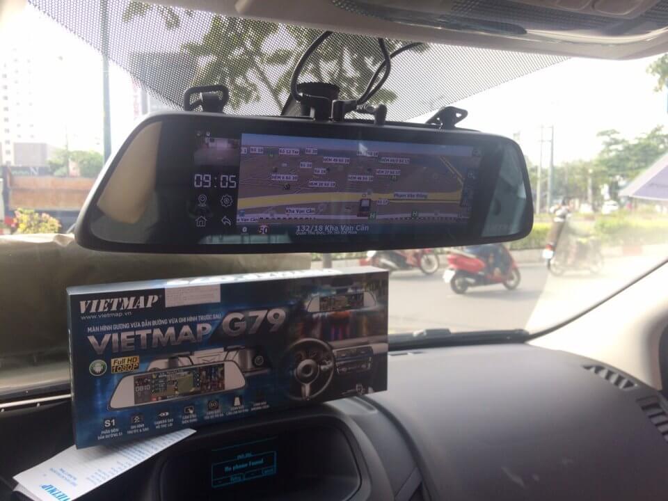Camera G79 hỗ trợ tính năng cảnh báo