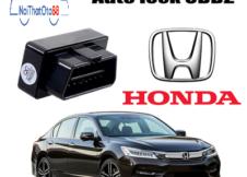 Thiết bị tự động chốt cửa xe ô tô Honda chính hãng