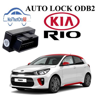 Bộ tự động chốt cửa Auto Lock ODB2 cho xe ô tô KIA Rio