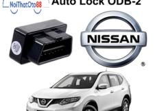 Thiết bị tự động chốt cửa Auto Lock xe ô tô Nissan