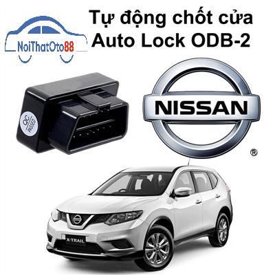Thiết bị tự động chốt cửa cho ô tô Nissan