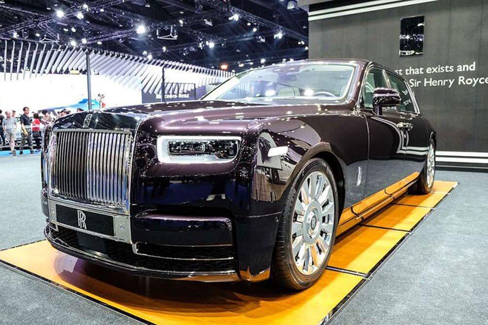 Rolls-Royce Phantom thế hệ VIII