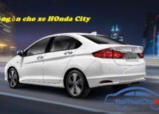 Chống ồn cho xe Honda City