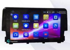 Màn hình DVD Android cho xe Honda Civic