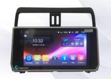 Màn hình DVD Android cho xe Prado