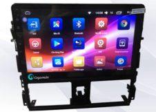 Màn hình DVD Android cho xe Toyota Vios